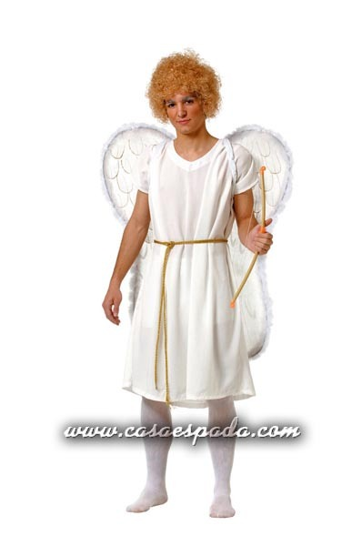 Disfraz de ngel cupido para adulto casa espada - Disfraces de angel para nina ...