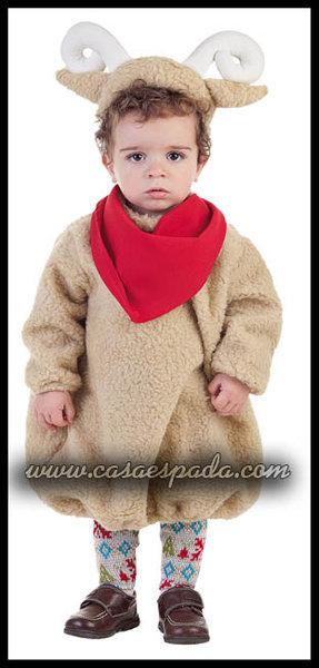 Disfraz Cabrita Bebe 18 Meses Casa Espada