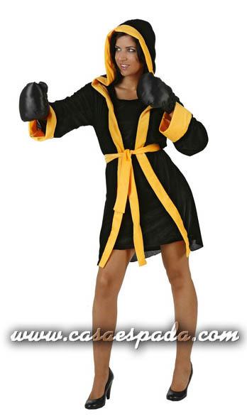 Disfraz boxeadora adulto económico. Descripción. Disfraz de boxeadora para  mujer ... 901e45afc06